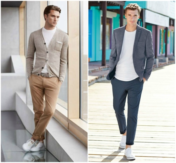 how-to-wear-a-t-shirt-preppy