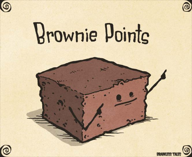 brownie-points